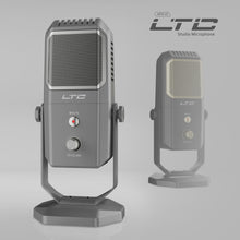 Load image into Gallery viewer, LTC Encore Condenser Microphone - Silver