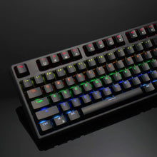 Load image into Gallery viewer, RK ROYAL KLUDGE Sink87G Wired/Wireless TKL Mechanical Gaming Keyboard, No Numbpad Compact 2.4G RGB Wireless Keyboard with Tactile Brown Mechanical Switches, Diversified RGB Backlits and Exceptional Macro Setting Performance
