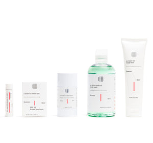a kit for skin protection