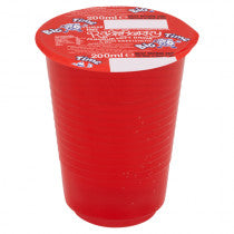 Big Time Raspberry Cup Drink 200ml