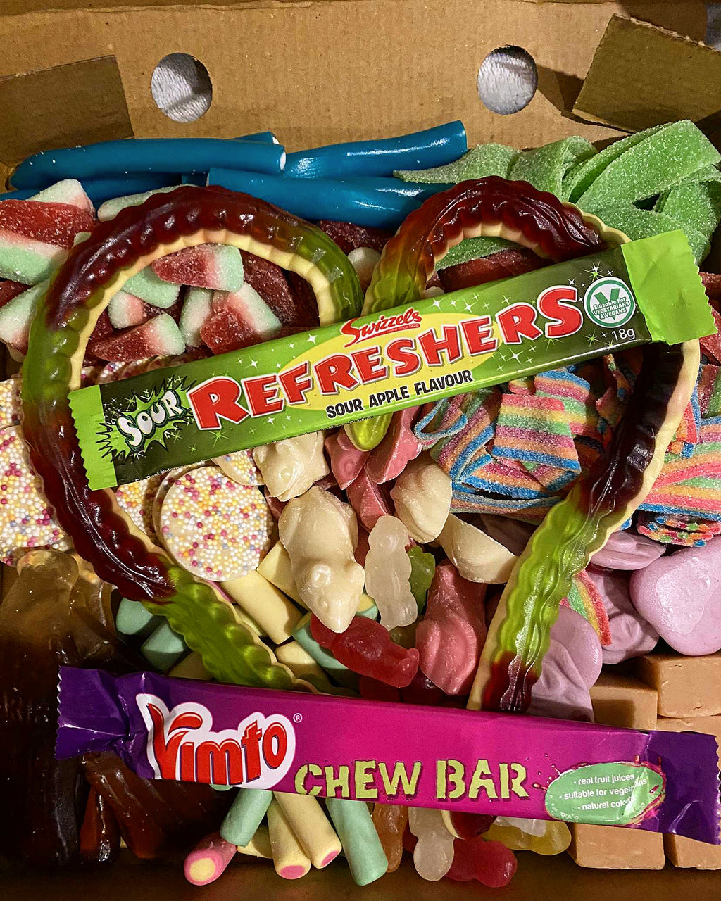 SweetSatisfaction Box - 1.5kg