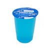 200ml cup of blue bubblegum drink