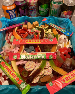 SweetSatisfaction Box - Mega Family Share Box