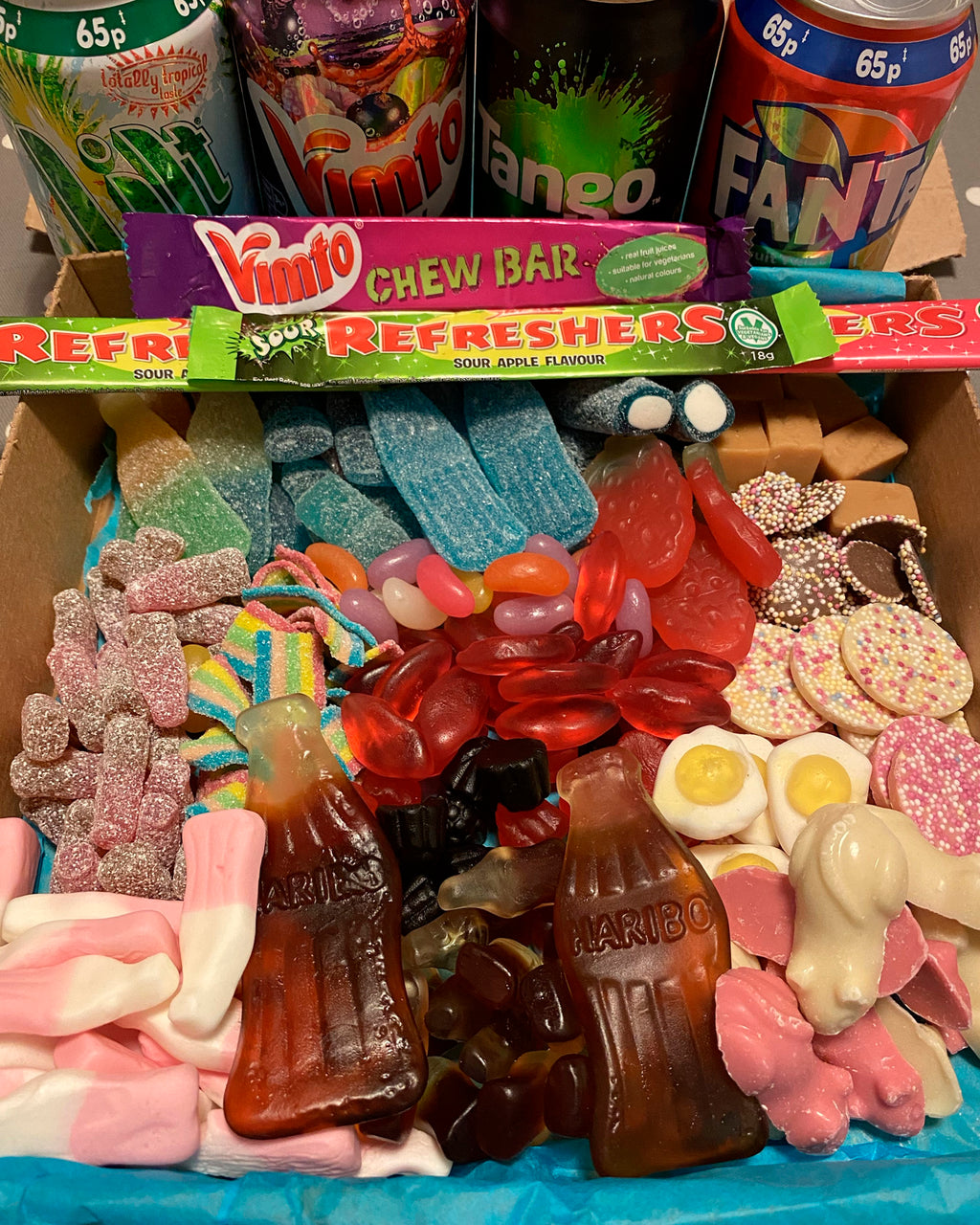 SweetSatisfaction Box - Family Share Box