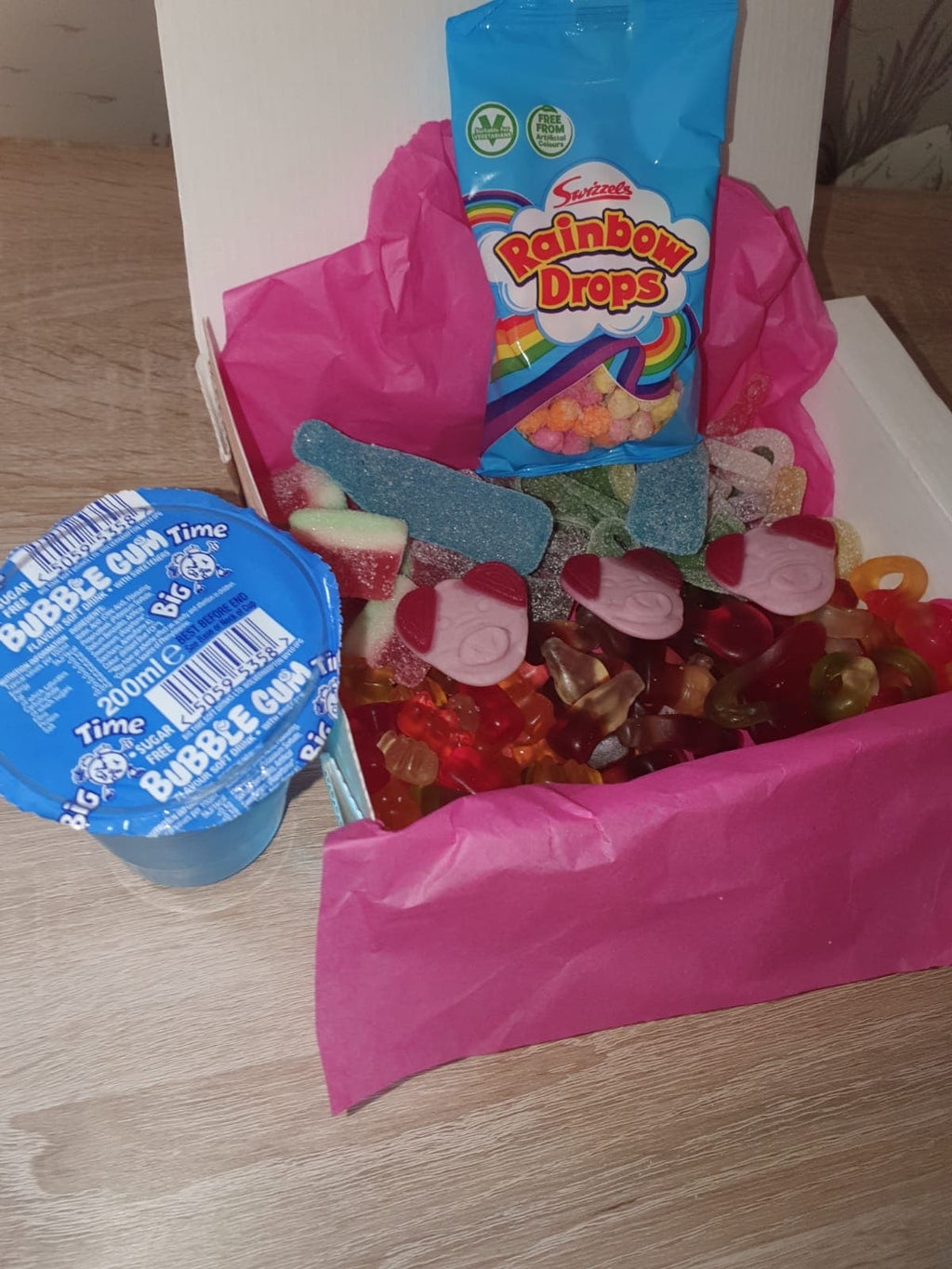 SweetSatisfaction - Kids Box