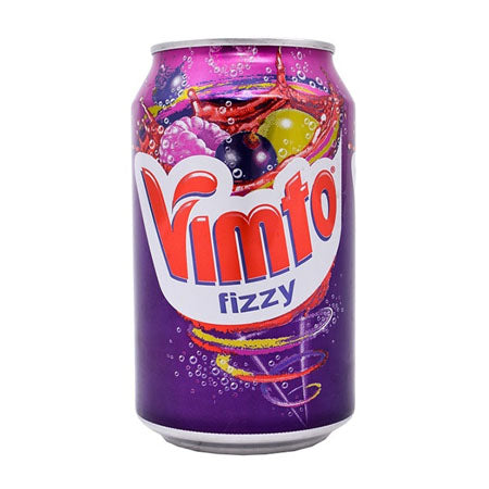 330ml purple Can of Vimto