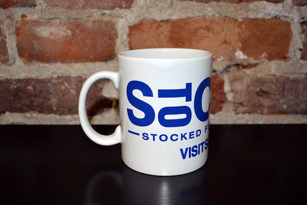 NEW: Stockton, CA - White Coffee Mug (11 oz)