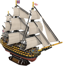 Load image into Gallery viewer, Build-It 3D Puzzle HMS Victory