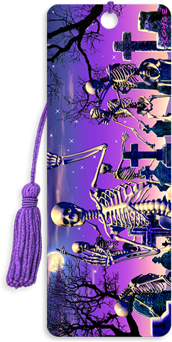 3D Bookmarks: Moonlight Boogie