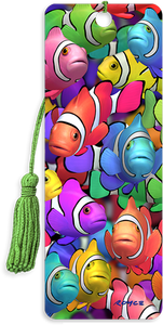 3D Bookmarks: Clown School