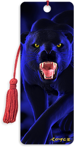3D Bookmarks: Panther