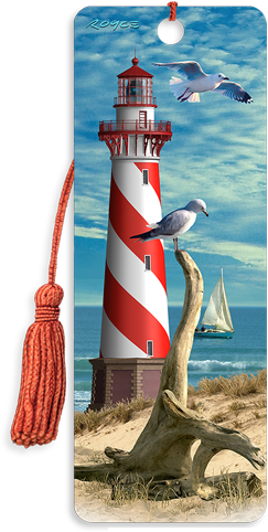 3D Bookmarks: Lighthouse