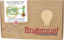 Load image into Gallery viewer, Engenius: Helix Marble Run