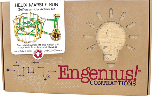 Engenius: Helix Marble Run