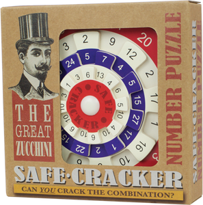 Great Zucchini: Safe Cracker Puzzle