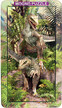 Load image into Gallery viewer, 3D Portrait Magna Puzzle: Raptors