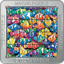 Load image into Gallery viewer, 3D Magna Puzzles: Clownfish