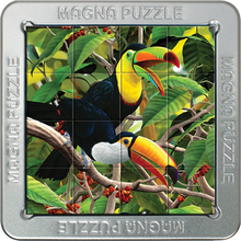 Load image into Gallery viewer, 3D Magna Puzzles: Toucans