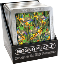 Load image into Gallery viewer, 3D Magna Puzzles: Tree Frogs