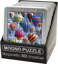 Load image into Gallery viewer, 3D Magna Puzzles: Balloons
