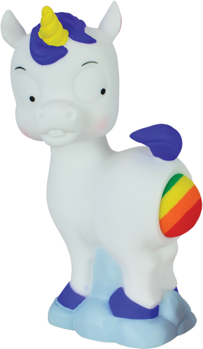 Squeeze Popper: Pooping Unicorn