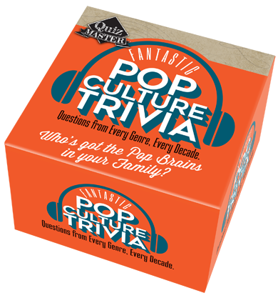 QuizMaster Pop Culture Trivia