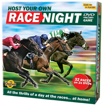 Load image into Gallery viewer, Race Night