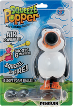 Load image into Gallery viewer, Squeeze Popper: Penguin