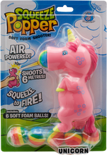 Load image into Gallery viewer, Squeeze Popper: Unicorn Pink