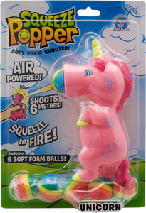Squeeze Popper: Unicorn Pink