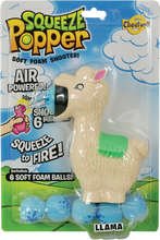Load image into Gallery viewer, Squeeze Popper: Llama