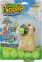 Load image into Gallery viewer, Squeeze Popper: Pug