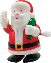 Load image into Gallery viewer, Table Top Rushin' Santas Display