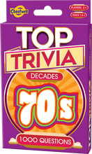 Load image into Gallery viewer, Top Trivia Decades 70s