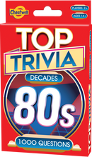 Load image into Gallery viewer, Top Trivia Decades 80s