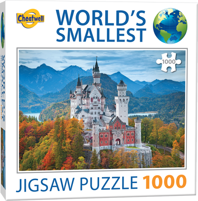 worlds-smallest-puzzles-neuschwanstein