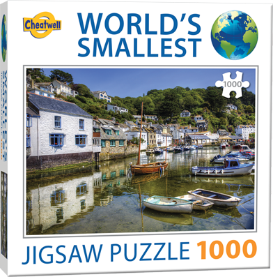 World's Smallest: Polperro Cornwall