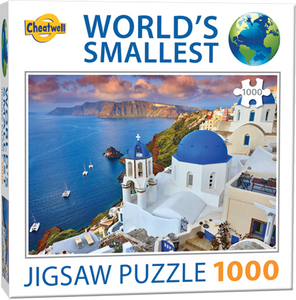 World's Smallest: Santorini