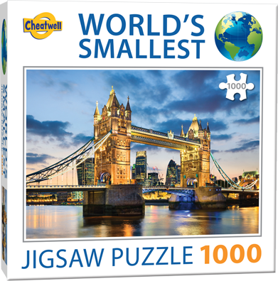 World's Smallest: Tower Bridge