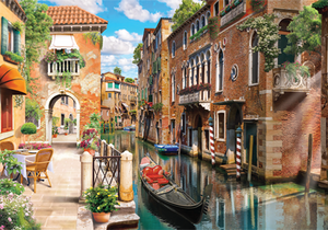 World's Smallest: Venice Canals