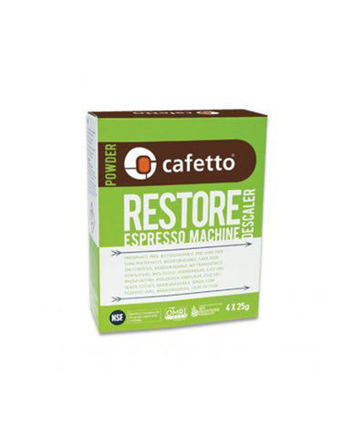 Cafetto Descale Powder