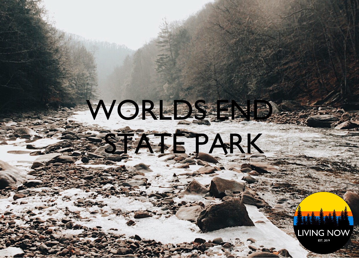 Worlds End State Park - A Reflection