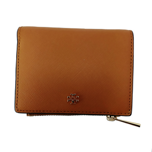 Tory Burch Cardamom Emerson Mini Wallet