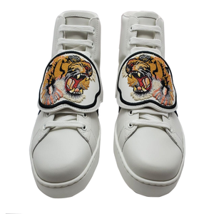GUCCI Ace Tiger High-Top Sneakers w/ Tags