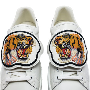 Gucci Ace Sneakers with Removable Tiger Patches
