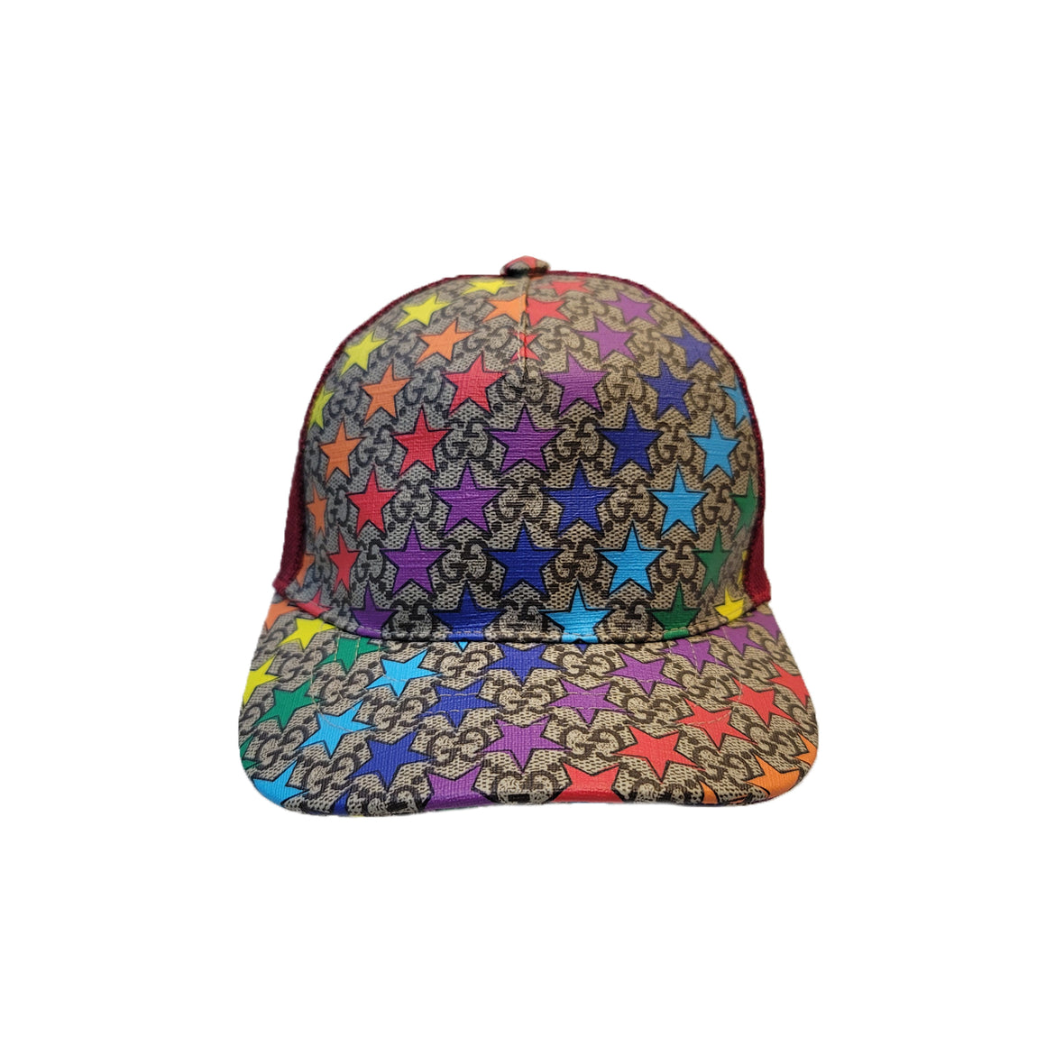 Gucci Children's GG Rainbow Star Hat