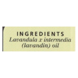 Aura Cacia - Pure Essential Oil Lavandin - 0.5 Fl Oz