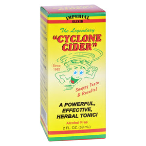 Cyclone Cider - Herbal Tonic - 2 Fl Oz
