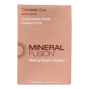 Mineral Fusion - Concealer Duo - Warm - 0.11 Oz.
