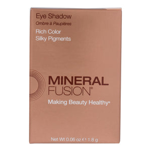 Mineral Fusion - Eye Shadow - Buff - .06 Oz.